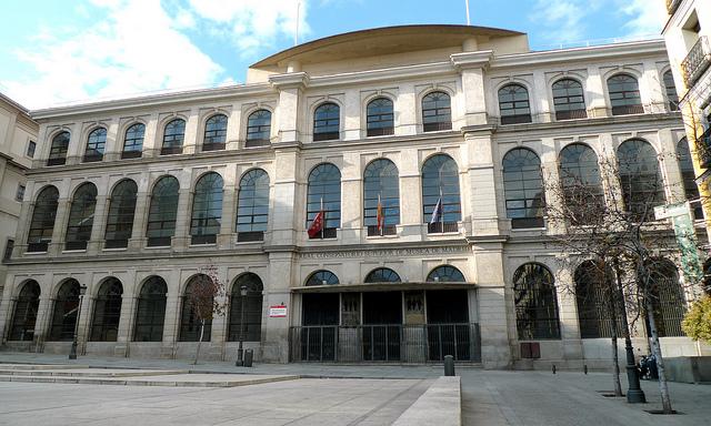 Actuación en el Real Conservatorio de Madrid 2013