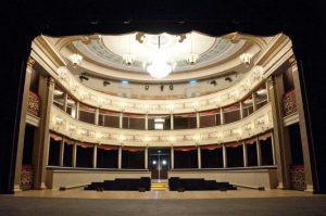 Teatro Coliseo Carlos III Aranjuez